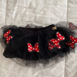 Minnie Mouse Tulle Skirt